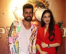 Jay Bhanushali And  Chandni Song Jaguar Wali Kudi  Launched