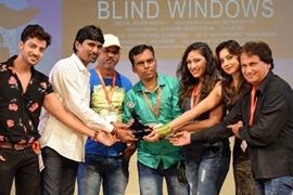 Actress Mini Bansal Honoured  At Kala Samruddhi International Film Festival 2019