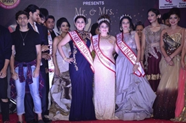 NITIN DESAI ND STUDIO KARJAT And Amarcine Production Presents IAWA MRS  MISS INDIA 2019