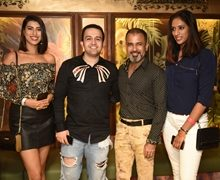 Jhatka  Launches The Exclusive Fashion Preview Glamorous Fashionable Nights Resplendent And Spectacular That's How The Vibe Was At Jhatka