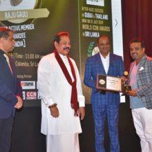 Raju Gauli Awarded For Cinematography