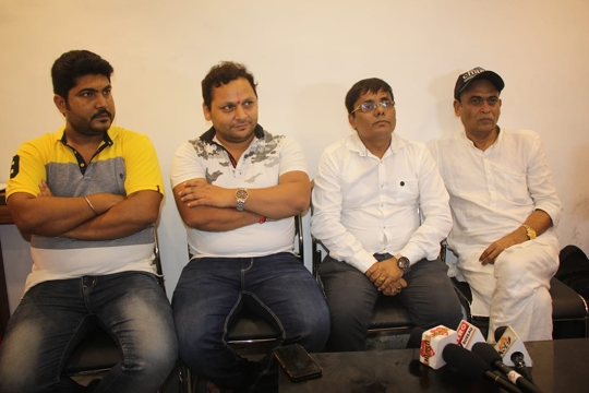 PNJ Films  Launches Two films Kalua Karodapathi And Bhagwan Hazir Ho