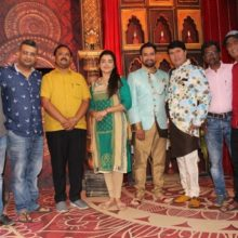Super Star Dinesh Lal Yadav's Bhojpuri Film Niruha The Leader Musical Muhurat Held