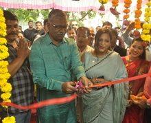 Congratulations To Rasmita Panigrahi  Sandha Mhatre And Sanjeevan Mahtre on the Grand Opening Of Satabdi Gas Protection Pvt Ltd By Rajeev Patil Mayor Of  Virar