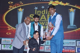 Rajkumar Tiwari Deserves Kudos For The First Indian Stars Organized By Mumbai Global Club