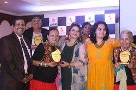 WEE – Women Entrepreneurs Pre-Festive Celebrations And Exhibition 2nd Season On 2nd Oct At VITS Hotel Andheri Mumbai
