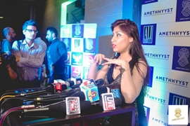AMETHHYYST – Lounge Bar Grand Launching By Sushant G Jabare – Founder & Owner  in Andheri West