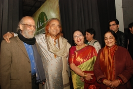 19th Edition of the Swami Haridas-Tansen Sangeet Nritya Mahotsava Concluded