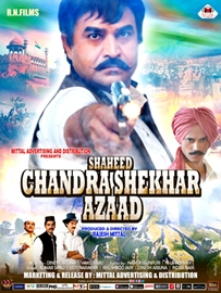 Rajesh Mittal's historical  Drama Shaheed Chandrashekhar Azaad  To Storm The Screens All Over On 24th January 2020