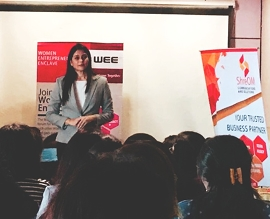 WEE – Women Entrepreneurs Enclave Organized Its First Networking Meet Of The Year On 11th Jan In Andheri East