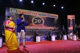 Glimpses from Kakatiya High School 20th Anniversary Celebration