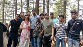 Actor Zuber K Khan starrer Haunted Hills Trailer Out