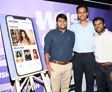 GRAND LAUNCH OF WYSH –  A Two Way Celebrity Engagement App by SUNNY LEONE