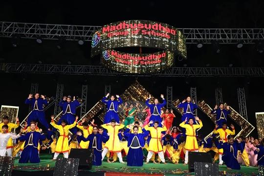 Madhusudan Global School's 5th  Annual Festival