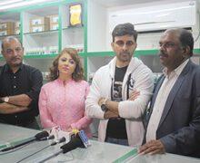 Dr Vijay Kushvaha's Ayurvita Speciality Clinic Inaugurated By Kumar Nirmalendu President – The Sandesh Ltd