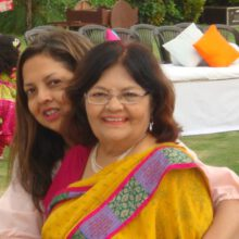 Renu Dalal continues family's culinary legacy with launch of second cookbook – Simple & Delicious Vegetarian Recipes