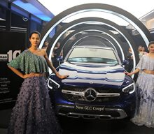 SHAMAN WHEELS & MERCEDES-BENZ INDIA'S 10TH YEAR ASSOCIATION CELEBRATION