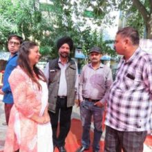 Anara Gupta's Trust AG Foundation  Distributes  Food Ration To The Poor  And Needy Peoples