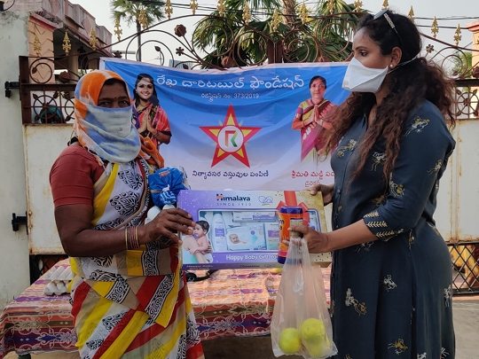 Rekha Vyalapalli – There Is A Real Need To Fill The Empty Plates Of The Needy