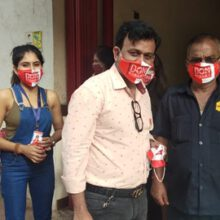 Don Cinema's Founder Mehmood Ali Distributed Free Face Masks For The Needy
