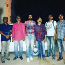 It's A Wrap Rohit Pathak Completes Shooting Of CHECK  Directed By Chandra Sekhar Yeleti
