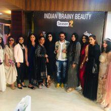 India Brainy Beauty Is The Brainchild Of Archana Jain And Rabia Patel