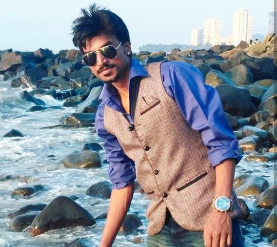 Ajay Kumar Known As Ajay Thakar Is A Popular TV Star