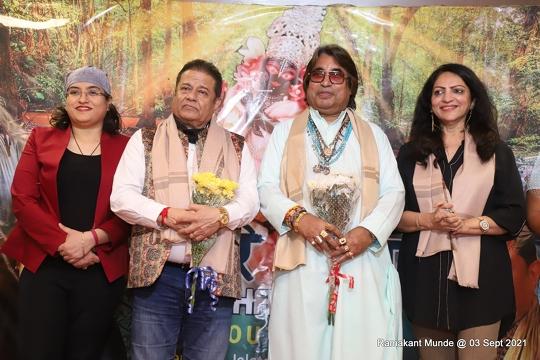 Chand Sadhwani's Bhakti Song HARI BOL Released By Bhajan Samrat Anup Jalota