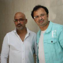 Producer Namrata Sharma & Director Alok Shrivastava Record their first Music Video with Mohammad Irfan and Sana Aziz