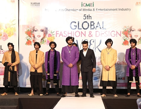 5th Global Fashion And Design Week Added Colors To Life