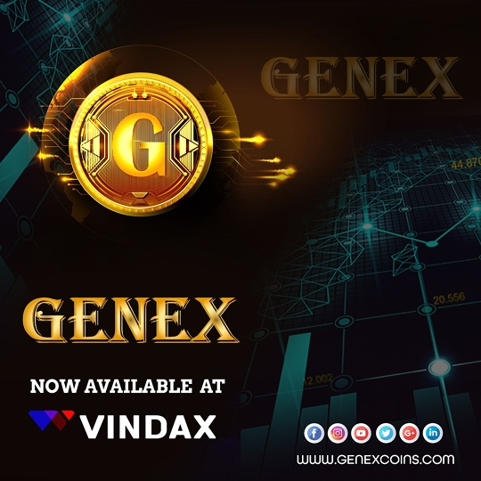 GENEXCOINS IS THE NEW CRYPTO CURRENCY Digital Currency Designed To Be More Secure